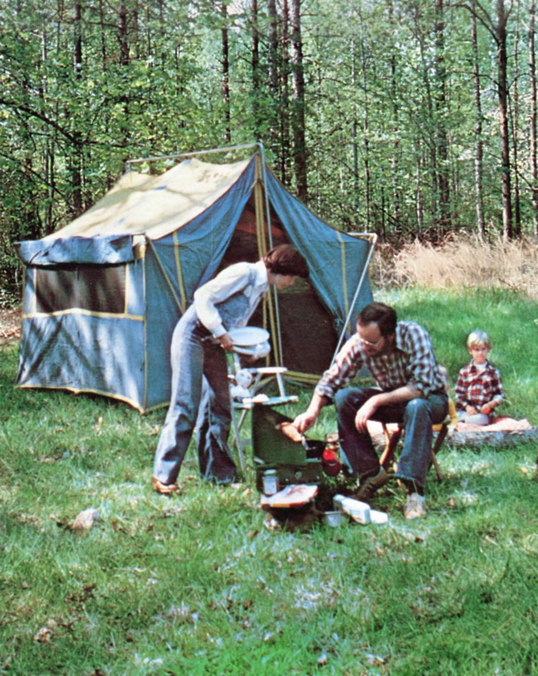 Find en ny campingvogn der passer perfekt til hele familien