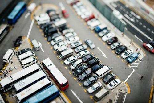 Her er et autoværksted med ordentlig service