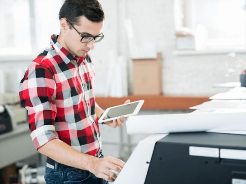 Find den rigtige kopimaskine til din arbejdsplads